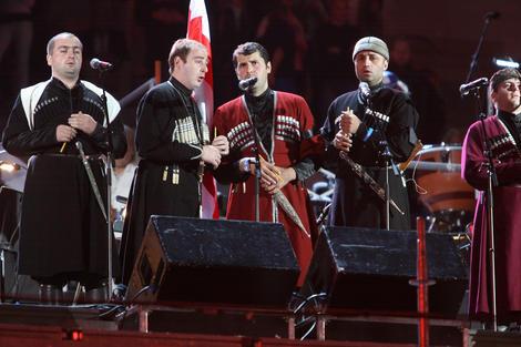 Gruusia lauljad